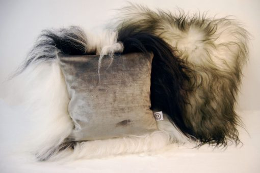 Icelandic Sheepskin Cushion 2