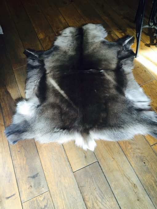 100% real Reindeer rug or throw