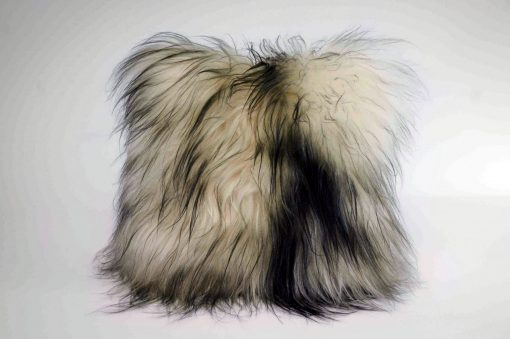 Icelandic Sheepskin Cushion 1