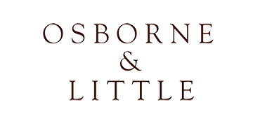 Osiborne & Little fabric design logo