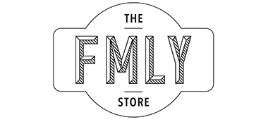 logo for The FMLY Store, Bruton